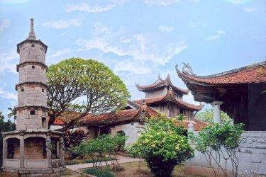 Chương trình Đền chùa Bắc Ninh 1 ngày