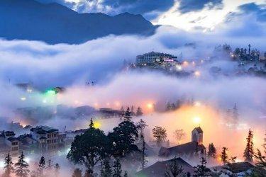 Sapa Thành phố trong sương 3 ngày 2 đêm