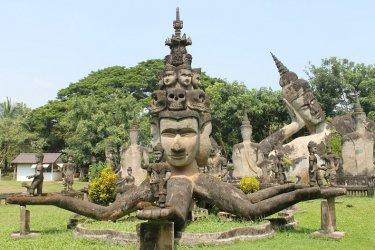 Du lịch Lào 4 ngày 3 đêm bằng đường bộ