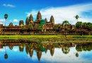 Tour Campuchia: Hà Nội – Siemriep – Phnompenh (4 ngày 3 đêm)